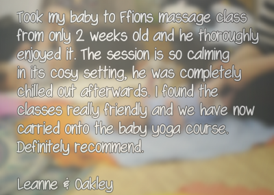 Baby Massage Review 1