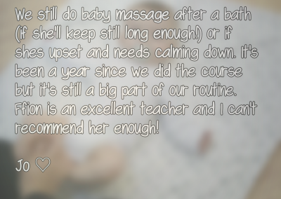 Baby Massage Review 3