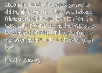 Baby Massage review 4
