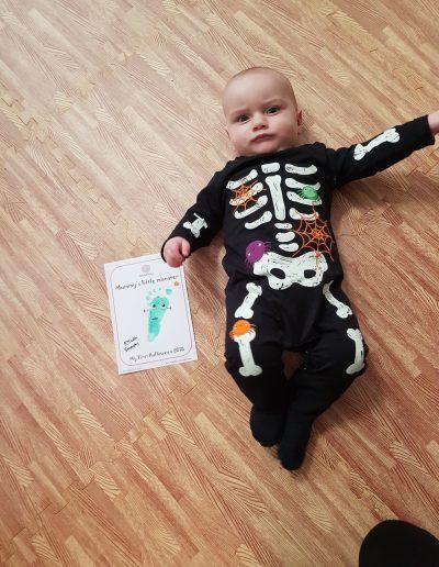 BabyMoga Halloween Party